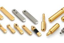 Electrical / Electronic Accessories / In order to fulfil the ever-changing demands of our clients, we have been engaged in manufacturing, supplying, and exporting Brass Electronic Connectors.