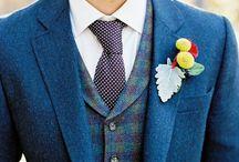 Wedding ~ Groom's suit