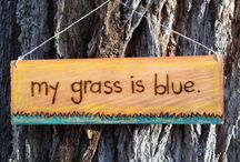 Bluegrass love / by Blue Sky Design Co.