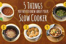 Food / Slow Cooking