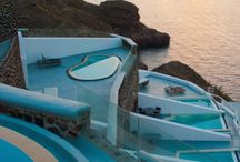 Ambassador Aegean Luxury Hotel & Suites / The best Hotel in Santorini
