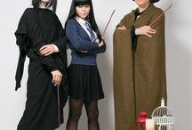 Halloween Party studio / Harry Potter is on miniPRIX