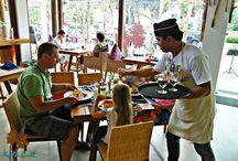 Restaurant in Thailand
