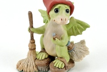 Pocket Dragon Collectables / by Sherri Higdon Cox