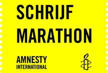 Schrijfmarathon 2014 / Van 6 tem 10 december 2014 gaan we SCHRIJVEN!