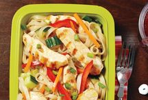 Food: Lunch ideas