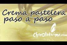 Las cosas de chocolatisimo de Ester