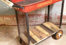 DIY/Repurposing Vintage / Ideas from Vintage Unscripted