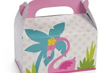 Flamingos / Flamingo themed craft and party products for Flamingo lovers!