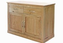 SIdeboards / Sideboards are a truly adaptable piece of furniture, offering classy and extraordinarily functional storage. Check out our impressive collection, from solid mahogany and walnut to oak and industrial chic, and store your treasures with pride. http://www.hampshirefurniture.co.uk/furniture-type/sideboards