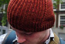 tricots: bonnets, cols