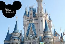 Disney World Planning / by Krystal Rose
