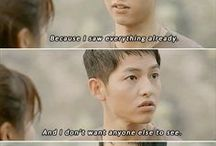 descendants from the sun
