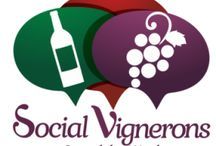 Social Vignerons / All vignerons (wine growers), #beer & spirits producers around the world deserve to be represented on social media. This project is for them. My website offers wine, beers and spirits as well as producer profiles and other exciting content....