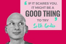 Made it! My Favourite Seth Godin Quotes