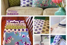Envelope cushions