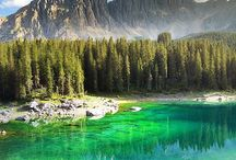 Laghi / Lakes / Italia, il paese dei Laghi / Italy, Territory of Lakes