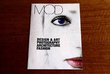 "inspiration: EDITORIAL: MICHAEL SCHEPIS: ""MOD - EDITORIAL DESIGN"""