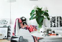 Living room / vardagsrum