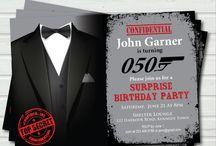 James Bond birthday