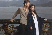 Anakin and Padme Skywaker