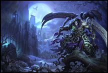 Darksiders II / Concept Art & Illustrator completed for Darksiders II.  Client:  Vigil Games / THQ, Inc. 2010-2011