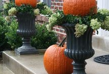 Fall/Halloween/Thanksgiving / by Robyn Osten