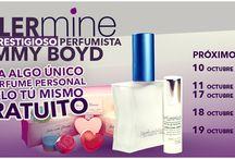 """MINE - Créalo tú mismo / El concepto """"hazlo tú mismo"""" llega al mundo de la perfumería con MINE en Perfumhada."""