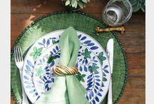 Casa - Receber Bem / ideias para receber amigos com muito estilo e carinho, mesa posta, etiqueta