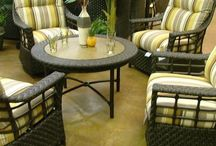 Showroom-Outdoor Rooms by Design / Visit our showroom full of everything you need to Fall in LOVE with your backyard. http://www.OutdoorRooms.net