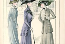 Edwardian | Walking Suits / by The Skallywag's Rags