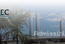 Admissibles 2013 - INSEEC Bordeaux / Admisseurs et Admissibles pendant les oraux du concours prépas à l'INSEEC Bordeaux / by INSEEC Business School