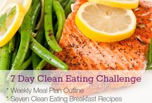 Clean Eating / by Adrienne Fischer