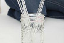 Glass Dharma Straws