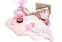 Mother & Baby Girl Hamper / www.tinyfeethampers.co.uk