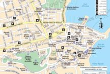 Maps of Ibiza / Here's a handful of maps we've created of the Mediterranean island of Ibiza. Find out more about our maps on our website (http://www.pcgraphics.uk.com) or on our other Pinterest Boards.