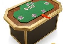 Mariage Pocker Casino Las Vegas / Mariage sur le thème du pocker, de Las Vegas, du casino, des jeux de hasard / by Artesa Créations