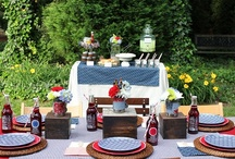 Its Summer!  Time to BearBQ / Outdoor BBQ Ideas and Themes / by GUND