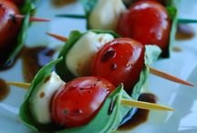 Recipes - appetizers / by Sheryl Kaplan