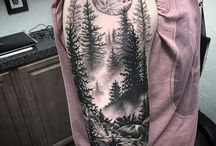 Tatuaż na ramieniu