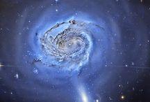 Вселенная, космос.