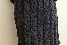 fusta tricotata