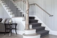 Edwardian/contemporary home ideas / Edwardian chic with a contemporary twist