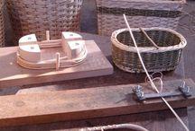 basket weaving / by Virginia Richardson