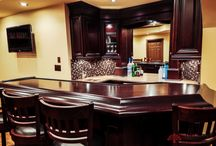 Bar / A wet bar for your own home.