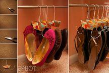 Closet ideas / by Tammy Sparkman-LaGrange