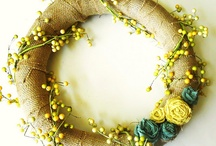 Inspired by... wreaths