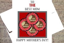 Funny Mother's Day Cards / Handcrafted love for Moms and Grandmoms!