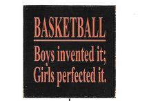 Basketball Signs and Sayings