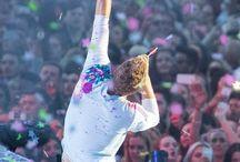 Coldplay / un artista